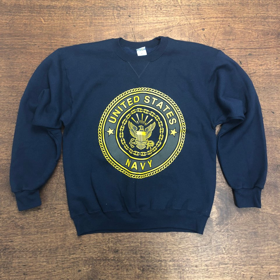 재입고) Soffe U.S navy sweatshirt ALL Size